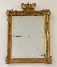 Louis XV Gild Mirror Image