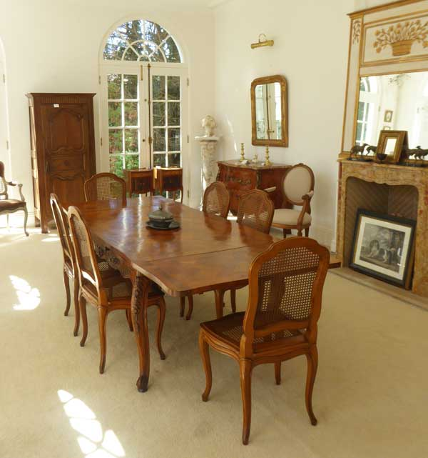 Large Dining Table Image