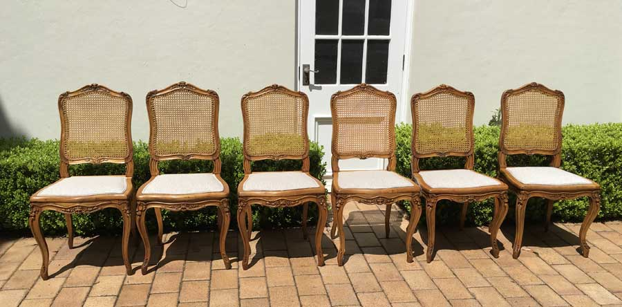 French Dining Chairs Image