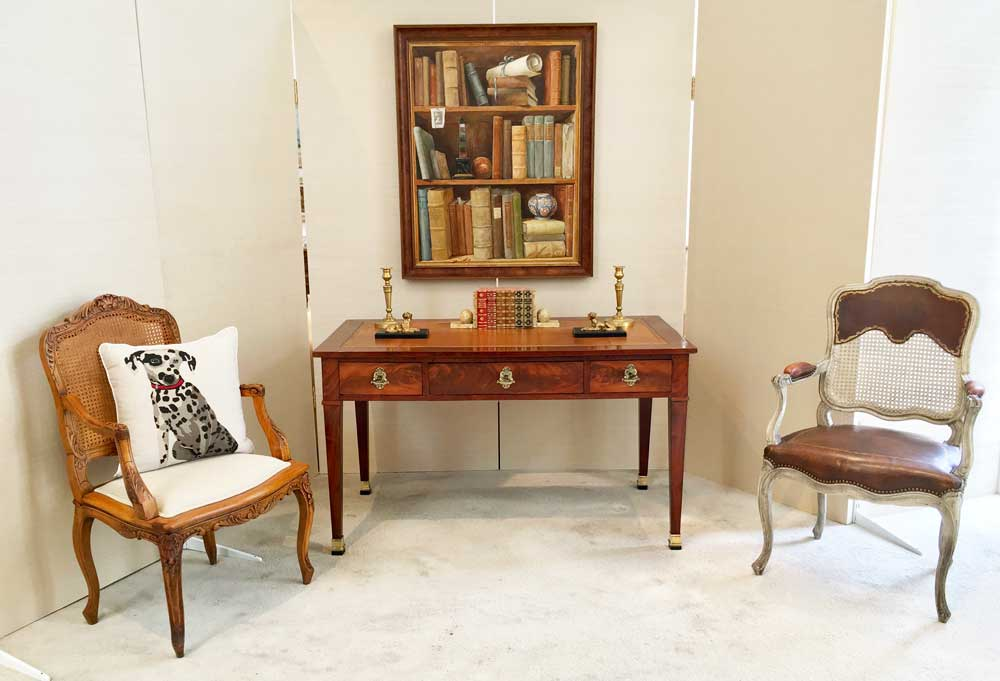 French Directoire Desk Image