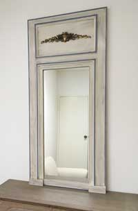 Trumeau Mirror Image