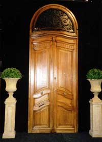 French Chateau Doors Image